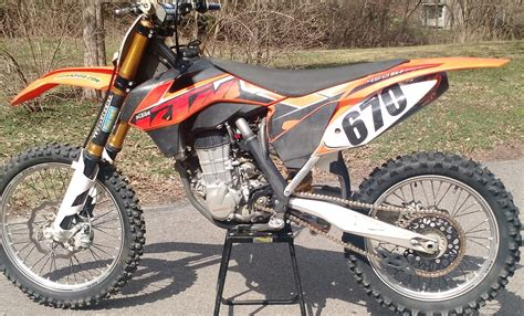 2014 Ktm 450sxf Review 40 Hours With The 2014 Ktm 450 Sx F