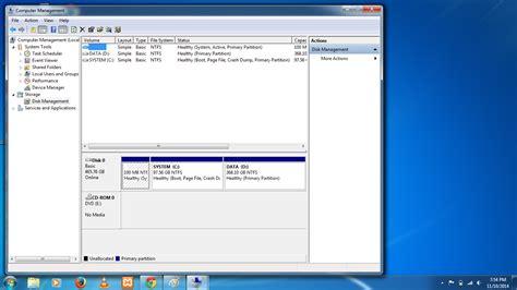 Disk Komputer 1 cara membagi partisi harddisk laptop komputer toko koding