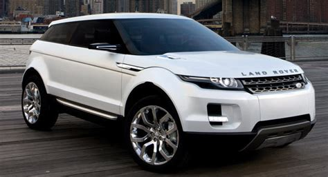Range Rover LRX Small SUV Confirmed for Production, Sales