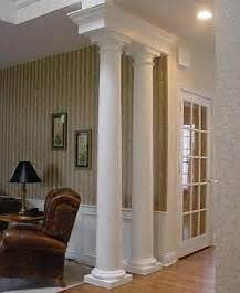 Interior Columns For Homes by Architectural Columns Ideas For Porches Gardens And
