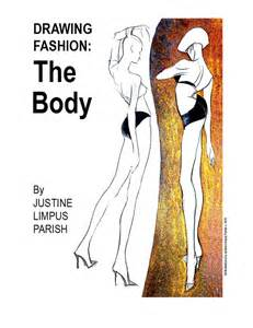 fashion draping book drawing fashion e book series on center gallery