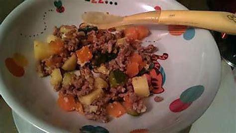 cuisiner de la viande hach馥 recette de morceaux de l 233 gumes a la viande hach 233