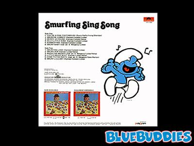 smurfs songs smurfing sing song father abraham in smurfland