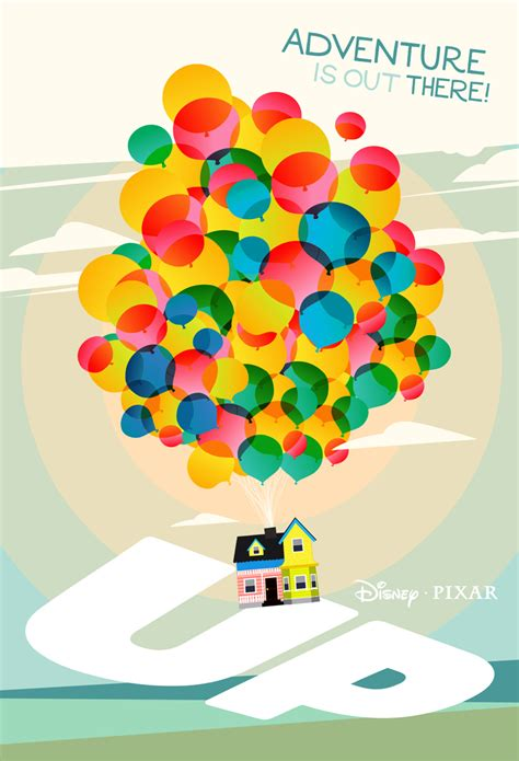 film up poster new poster pixar s up laz marquez