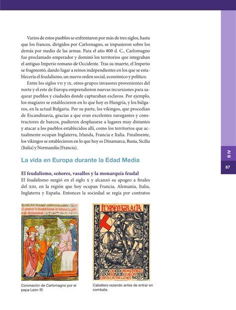 historia 5 grado 2015 2016 libros sep historia quinto grado 2015 2016 libro de historia 6