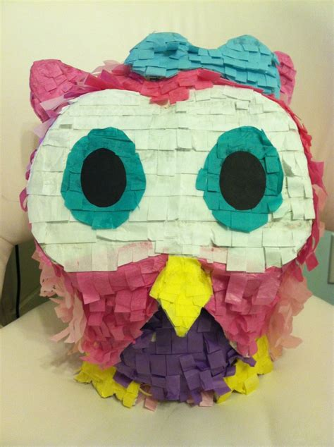 How To Make A Paper Mache Pinata Without A Balloon - paper mache pinata idea was amazing valen