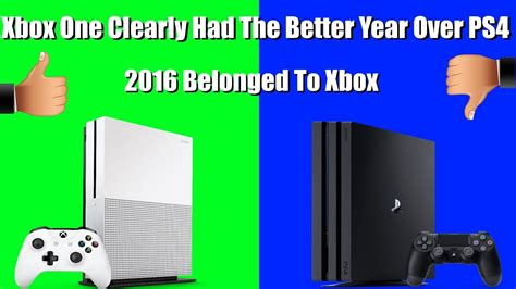 ps4 or xbox one better xbox one vs ps4 even the fanboy can t deny xbox