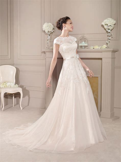Edle Hochzeitskleider by Fara Sposa Hochzeitskleider Brautkleid Hochzeitskleid