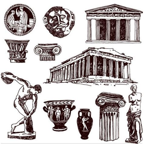 pattern greek illustrator 14 greek food vectors images adobe illustrator greek