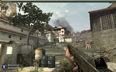 Pc Coop by Impressions Call Of Duty 5 Pc Multiplayer Beta Ars Technica