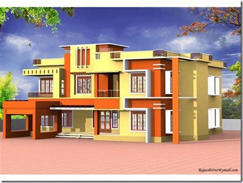 1500 sq feet beautiful modern contemporary house kerala 1500 3000 sq ft keralahouseplanner com