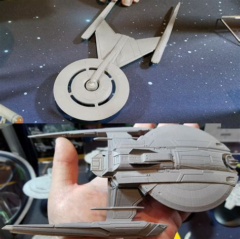 Uss Discovery Model Kit Trek trek discovery the official starships collection