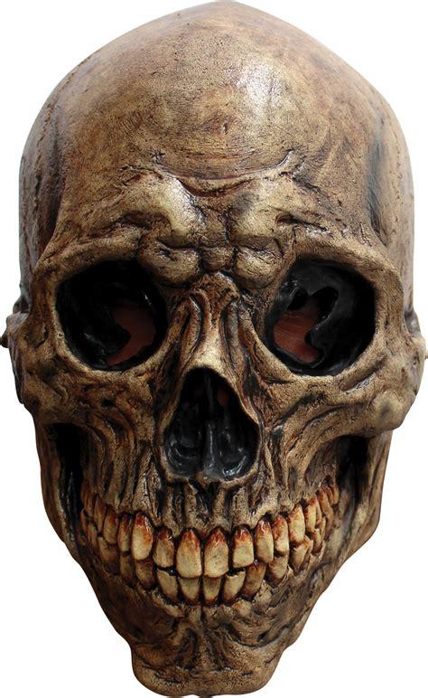 ancient skull mask
