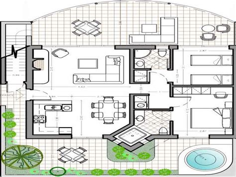 bungalow house floor plans and design single story open floor plans bungalow floor plan modern