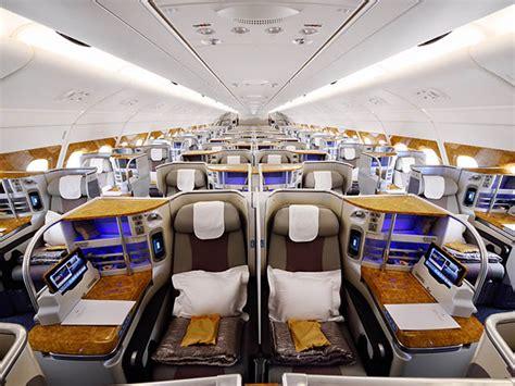 siege plus air a380 emirates airlines nouvelles cabines avec plus de si 232 ges