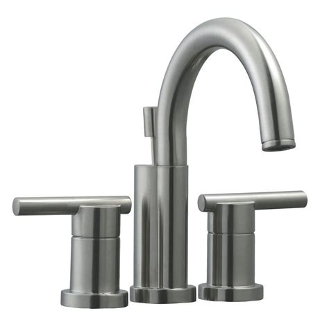 design house faucets design house geneva centerset 2 handle bathroom faucet satin nickel