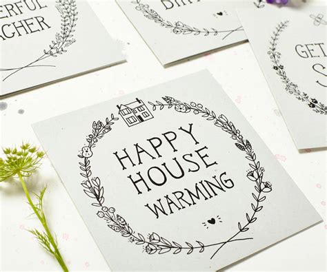 house warming wishes happy house warming card by wolf whistle
