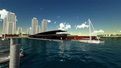 yacht club layout yacht club concept design duo 01 italian architects