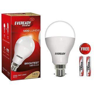 Eveready Led Light Bulbs Eveready 14w6500k Cool Day Light Led Bulb