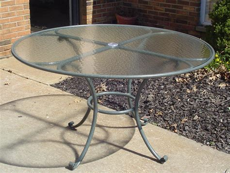 replacement glass patio table small tables