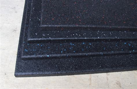 Recycled Rubber Flooring by Floor Rubber Recycled Rubber Garage Floor From