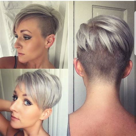 edgy haircuts for fine hair short edgy haircuts for fine hair best short hair styles