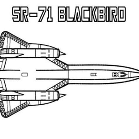 blackbird jet coloring pages download online coloring pages for free part 114