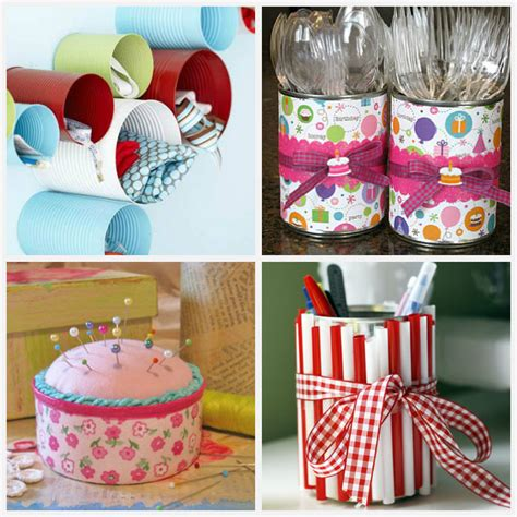 can crafts tin can crafts 22 ideas that are thrifty and