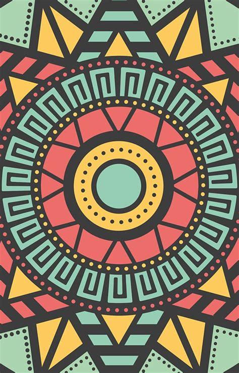 Pattern Aztec best 25 aztec patterns ideas on