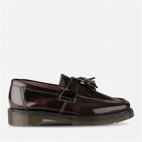 dr martens adrian loafer dr martens s adrian tassel leather loafers cherry