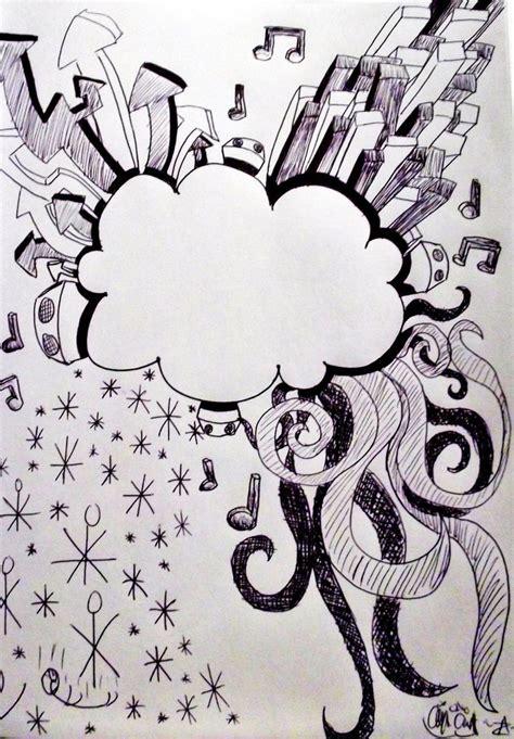 doodle themes doodle cloud by azeeratheninja on deviantart