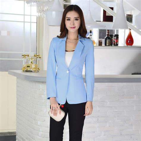 light blue suit jacket womens light blue blazer womens fashion ql