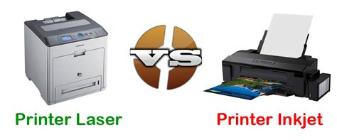 Tinta Serbuk Printer Laser Printer Laser Vs Printer Tinta