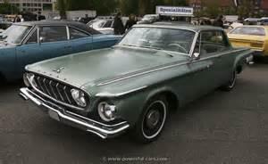 Dodge Polara 1962 Dodge 1962 Polara 500 2door Hardtop Coupe The History Of
