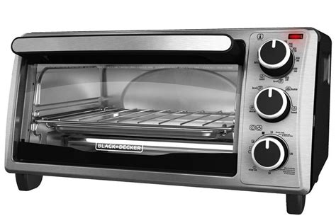 Best Toaster Ovens Under 100 Black Amp Decker To1303sb 4 Slice Toaster Oven Review Toast Hq
