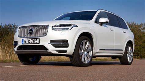 Xc90 T8 Reviews by Volvo Xc90 T8 Engine 2016 Review Car Magazine