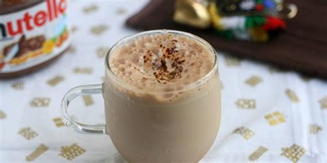 resep membuat martabak nutella cara membuat es kopi nutella spesial enak dan praktis