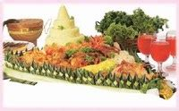resep tradisioanal tumpeng kuning lengkap  lauk