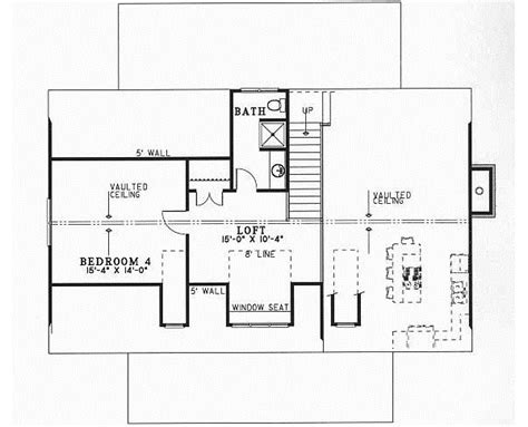 Country Style House Plans 1970 Square Foot Home 2 1970s 2 Story House Plans