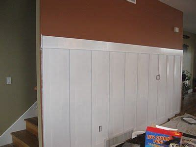 Build Your Own Wainscoting 17 Best Ideas About Faux Wainscoting On
