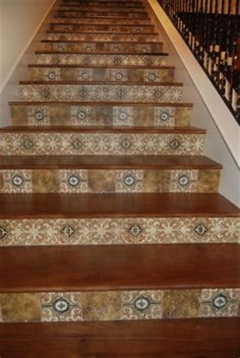 1000  images about Stair risers on Pinterest   Stair