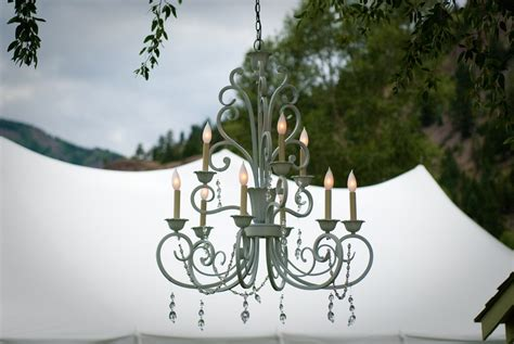 rustic wedding decor rentals rustic chic outdoor colorado wedding onewed
