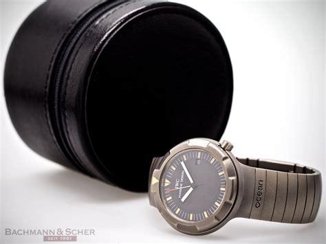 Swatch S 3504 iwc vintage porsche design 2000 ref 3504 titanium box papers bj 1987 excellent