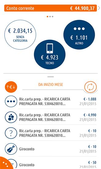 Clarisbanca Di Veneto Banca by Bankup L App Di Veneto Banca Per La Gestione Proprio