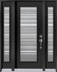 Portes Exterieures Contemporaines
