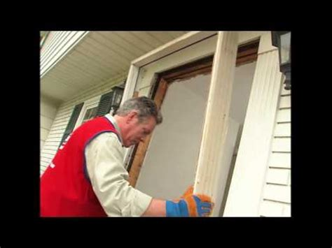 Install A Prehung Exterior Door How To Install A Pre Hung Exterior Door
