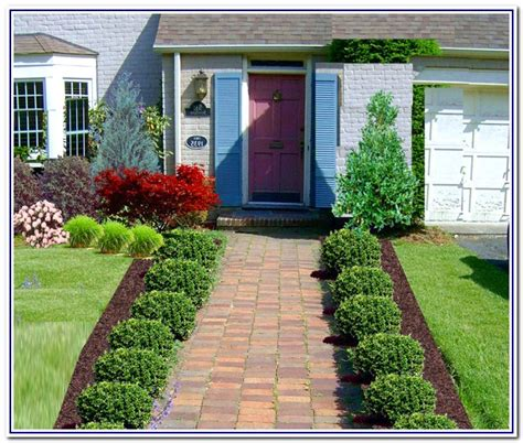 low maintenance front yard landscaping front yard landscaping ideas low maintenance front yard