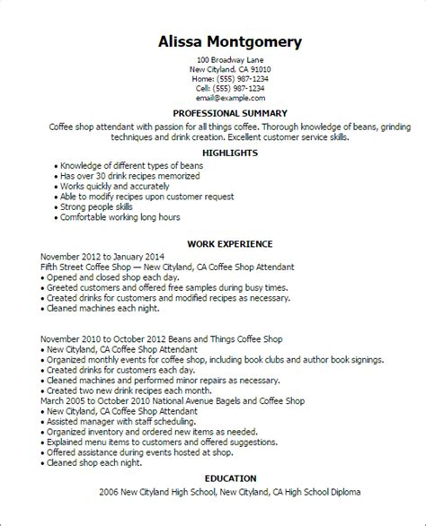 cover letter exles without contact name resume coffee shop resume sle