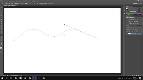cara membuat outline font pada photoshop cara membuat teks menempel pada objek path dasar