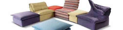 canap駸 modulables nos canap 233 s modulables meubles brifeille